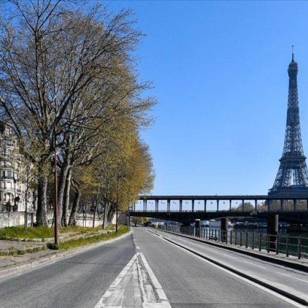 Fransa'da koronadan ölenlerin sayısı 24 bine yaklaştı