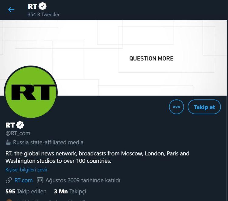 Twitter, Cumhurbaşkanı Erdoğan ve diğer devlet yöneticilerinin hesaplarını etiketledi #2