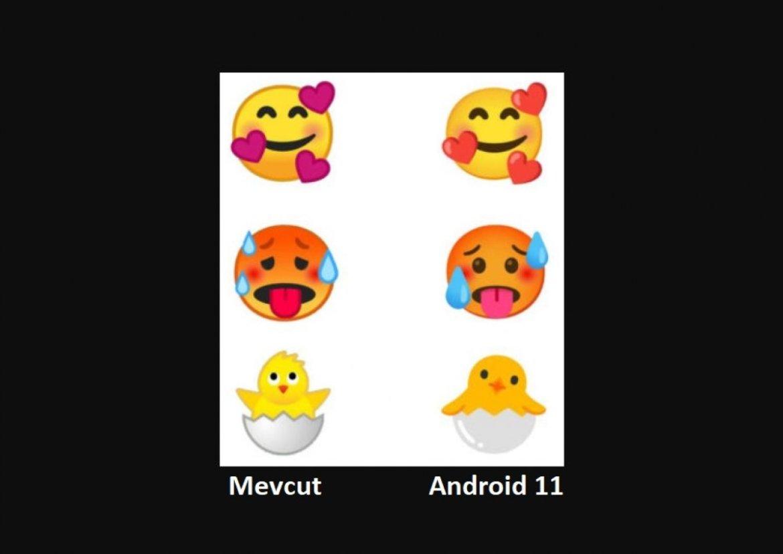 Android 11 yayınlandı: İşte telefonlara gelecek 117 emoji #2