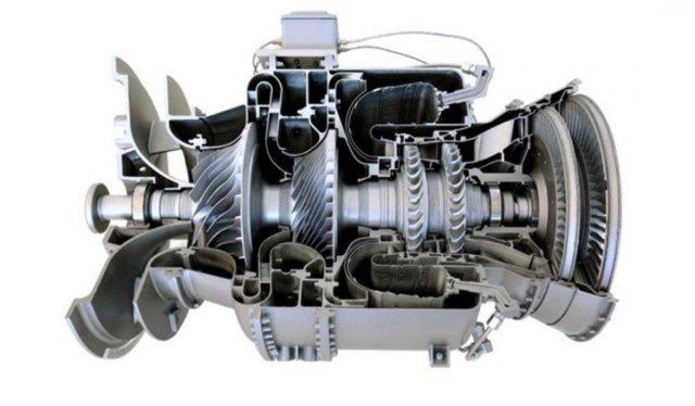 gokbey 4330 - İlk yerli helikopter motoru TEİ-TS1400 teslim edildi