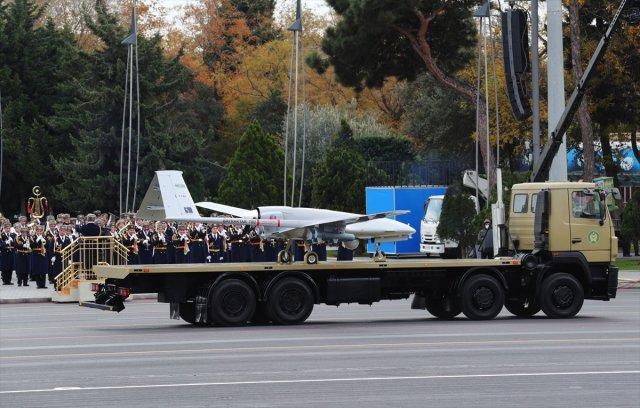 azerbaycanda askeri gecit toreni duzenlendi 2381 - Azerbaycan'da askeri geçit töreni düzenlendi