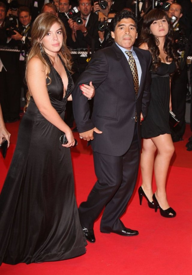 maradona 5994 - Maradona'nın çocukları miras için kavga ediyor