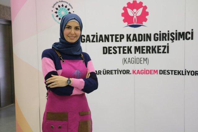 shemma 6613 - Suriyeli Shamma, her şeyini bırakıp geldiği Türkiye'de sanayici oldu