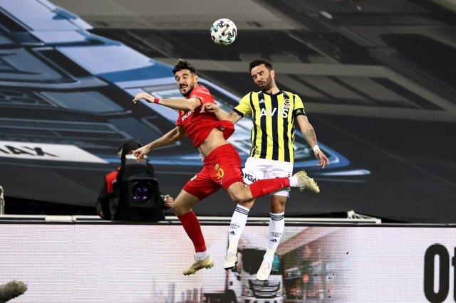 df 9665 - Fenerbahçe Kadıköy'de Yeni Malatya'dan 3 yedi