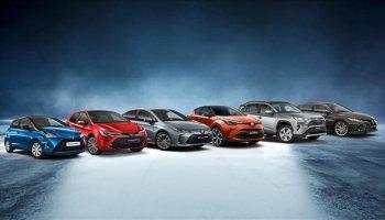 Toyota modellerinde yeni yıl kampanyaları #1