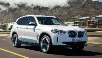 BMW nin ilk elektrikli SUV modeli iX3, Türkiye de ön siparişe açıldı #1