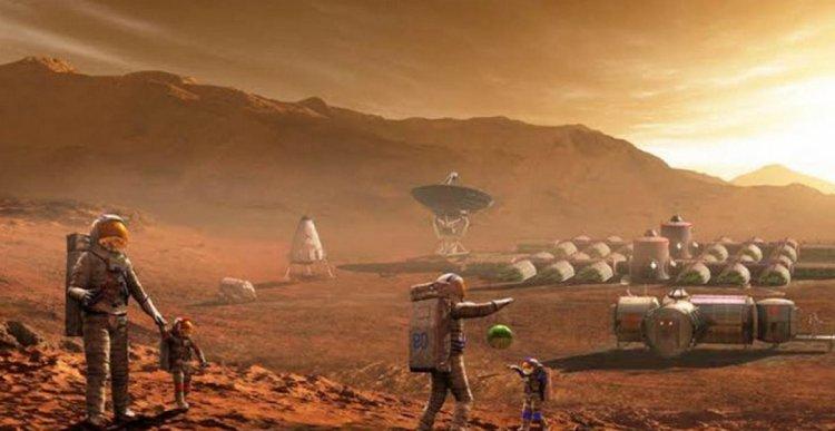 Elon Musk, Mars kolonisi için tüm mülklerini satacak #1