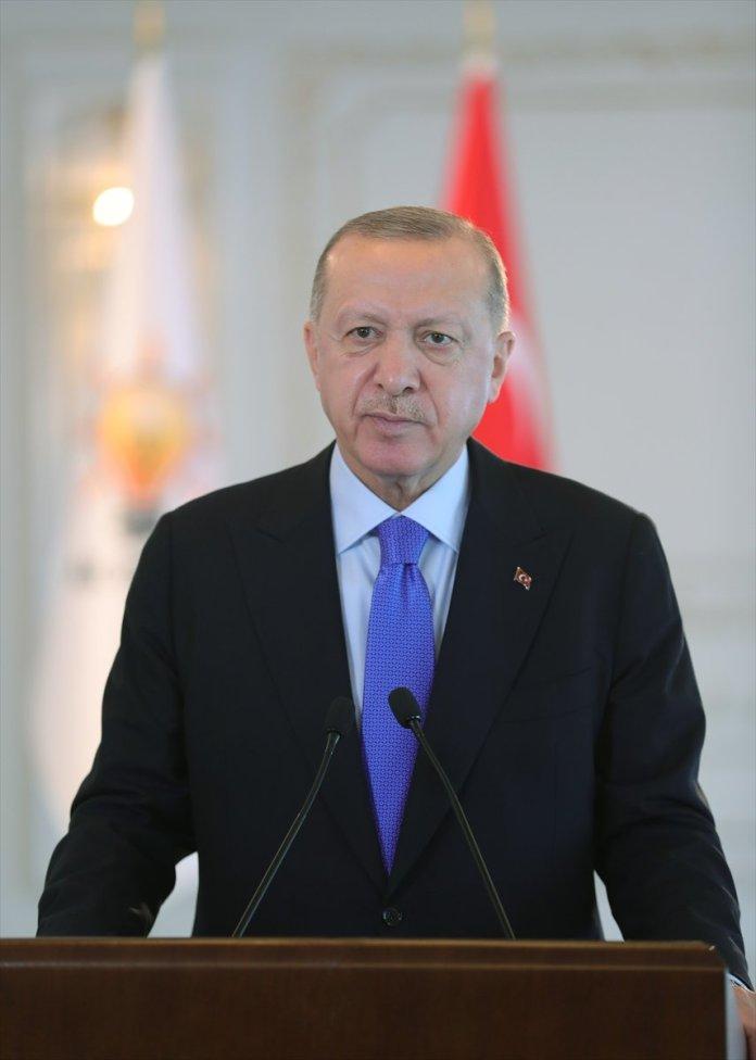 Cumhurbaşkanı Erdoğan: Türkiye artık oyun bozuyor #1