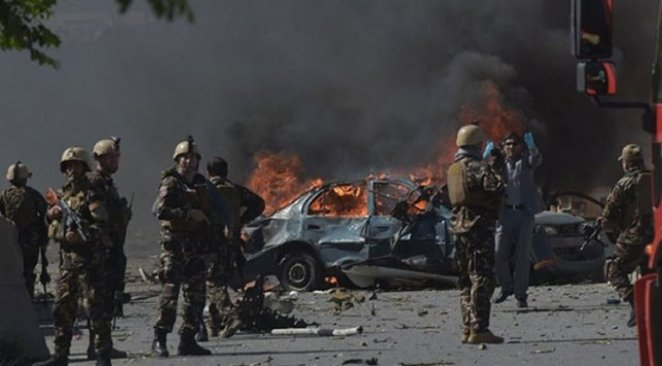 What is a suicide attack #2