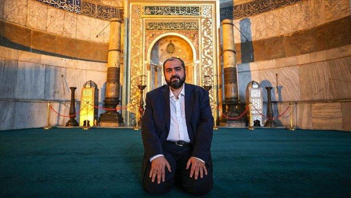 Ayasofya Camii baş imamı Mehmet Boynukalın kimdir? Prof. Dr. Mehmet Boynukalın biyografisi.. #1