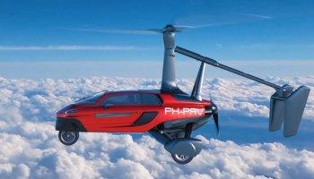 Volkswagen, uçan arabalarla yakından ilgileniyor #1