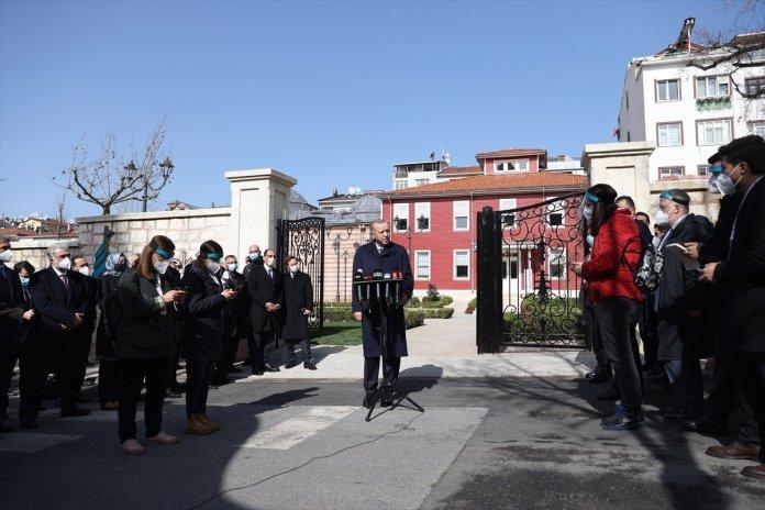 Cumhurbaşkanı Erdoğan: Ermenistan daki darbe girişimine karşıyım #2