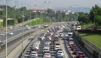 Trafiğe kayıtlı toplam araç sayısı 24,3 milyona yükseldi #1