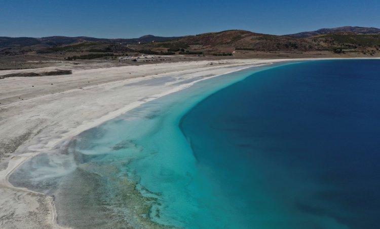 NASA: Salda Gölü ne sahip olduğumuz için memnunuz #6