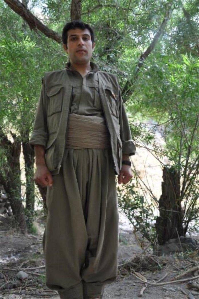 PKK nın sözde gümrük sorumlusu Ömer Aydın etkisiz hale getirildi #2