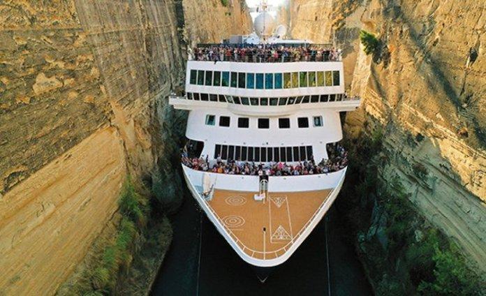 Dünya ticaretini yönlendiren Süveyş Kanalı ve diğer kanalların tarihi #7