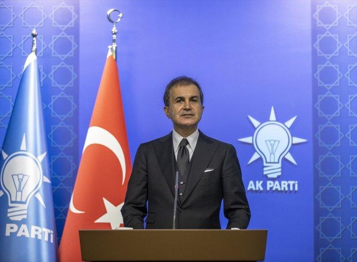 Ömer Çelik: Kılıçdaroğlu nun Cumhurbaşkanlığı makamını hedef almasını kınıyoruz #1