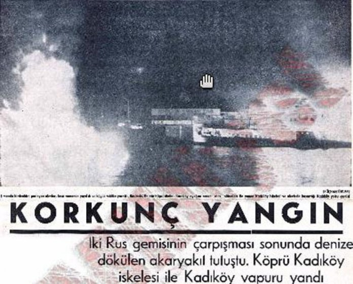İstanbul Boğazı nda facianın eşiğinden dönüldü #3