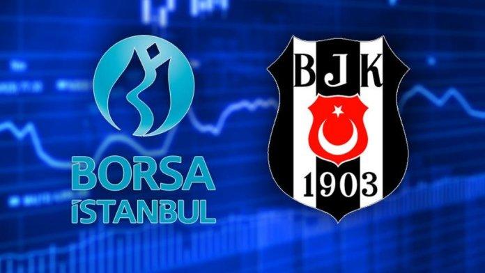 Beşiktaş borsada tarihinin en yüksek ikinci aylık performansını gösterdi #1