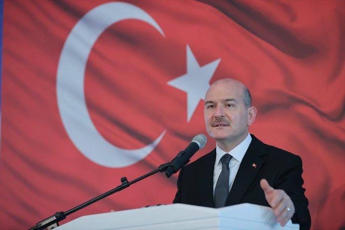 Süleyman Soylu: Bu yıl PKK ya katılım 11 kişi #1
