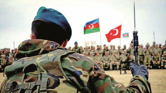 Azerbaycan ve Türkiye muhabere birliklerinden 6 Nisan da ortak tatbikat #1