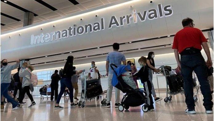 İngiltere Türkiye den gelen yolcular için şartları değiştirdi #1