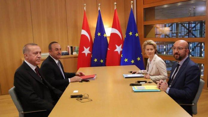 AB den Türkiye ye kritik ziyaret #1
