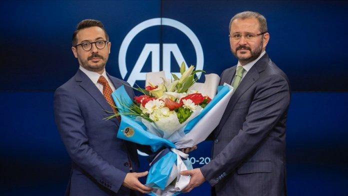 AA Genel Müdürlüğü ne Serdar Karagöz atandı #1