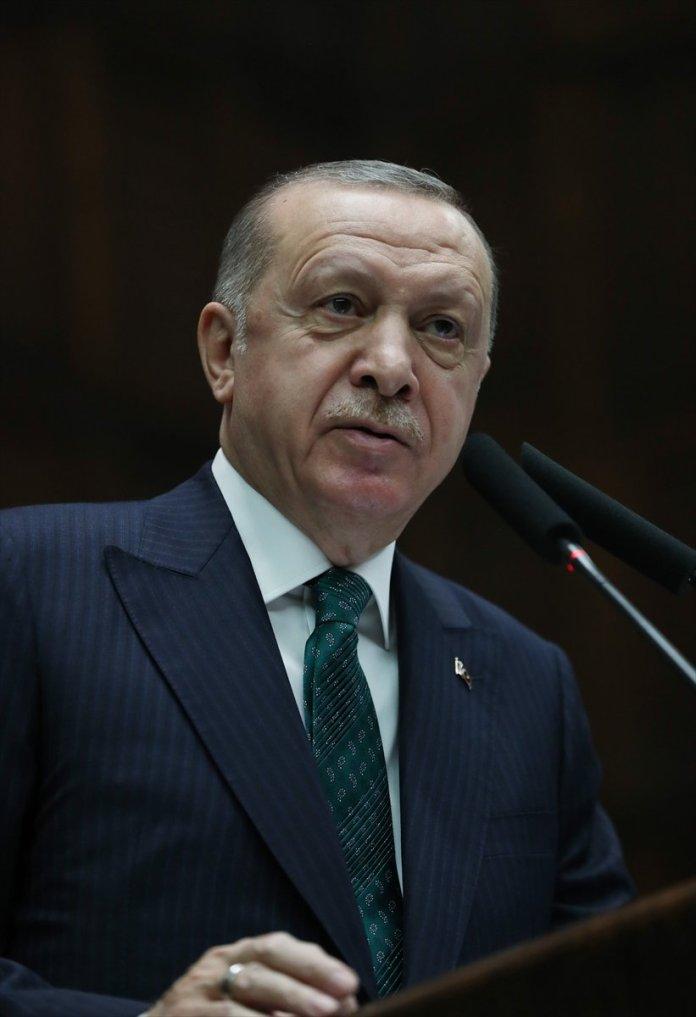 Cumhurbaşkanı Erdoğan ın AK Parti grup toplantısındaki açıklamaları #6