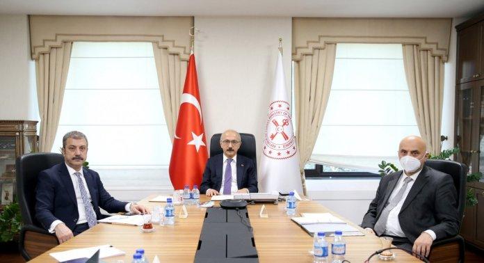 Hazine ve Maliye Bakanı Elvan, G-20 Bakanlar Toplantısı na katıldı #1