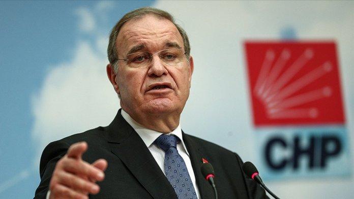 AK Parti Sözcüsü Ömer Çelik'ten Faik Öztrak'a cevap #1