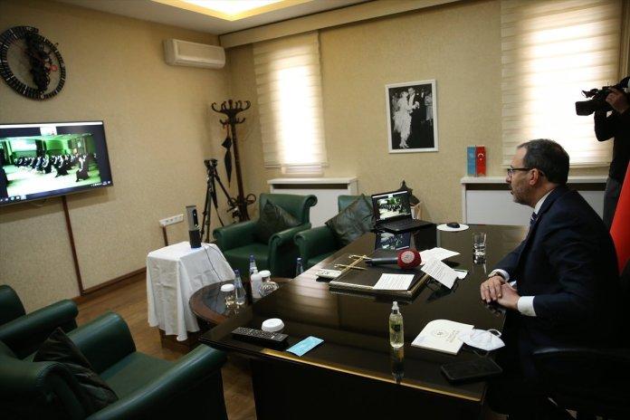 Muharrem Kasapoğlu ndan, ekonomide Genç MÜSİAD vurgusu #1