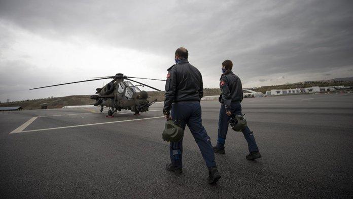 Atak helikopteri, Türk Polis Teşkilatı envanterine eklendi #3