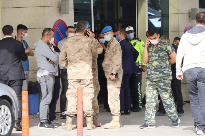 Siirt Valiliği: 1 askerimiz şehit oldu #4