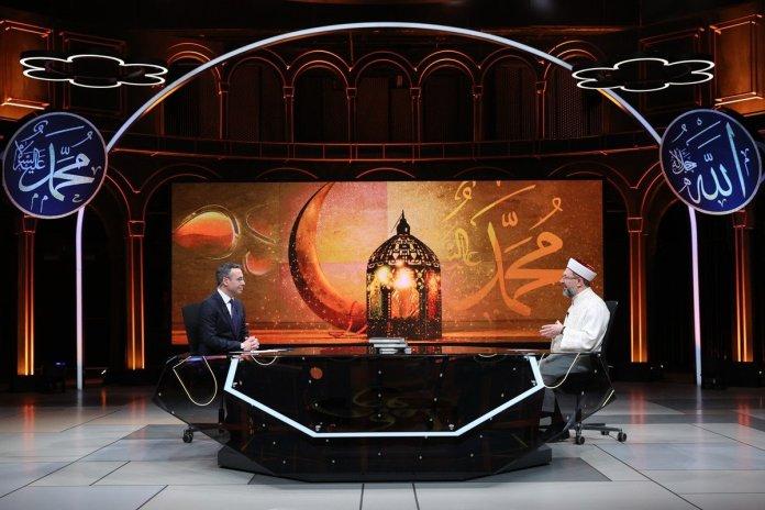 Ali Erbaş: Teravih namazı için yeni karar alabiliriz #1