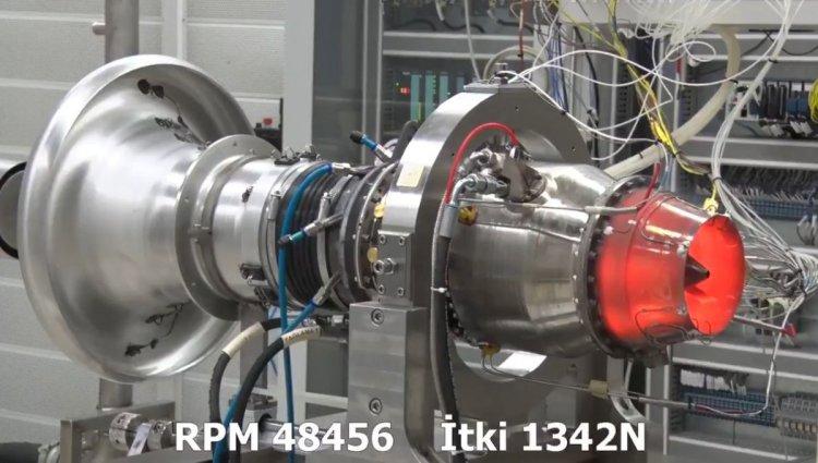 Türkiye nin ilk orta menzilli füze motoru TEI-TJ300, dünya rekoru kırdı #2