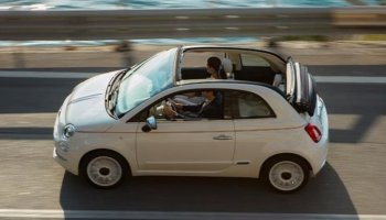 Hibrit motorlu Fiat 500 Türkiye de satışta #1