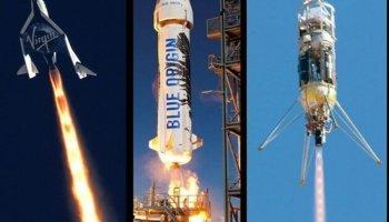 Blue Origin, 20 Temmuz da uzaya turist gönderecek #1
