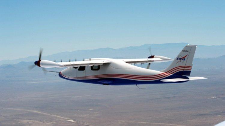 NASA, elektrikli uçak çalışmalarına hız veriyor #4