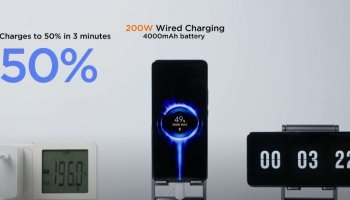 8 dakikada tam şarj: Xiaomi den 200W hızlı şarj teknolojisi #1