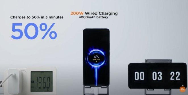 Xiaomi, 200W süper hızlı şarj teknolojisini erteledi #1