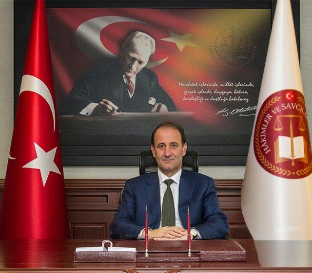 Mehmet Akif Ekinci kimdir? HSK Başkanvekili Mehmet Akif Ekinci nin biyografisi #1