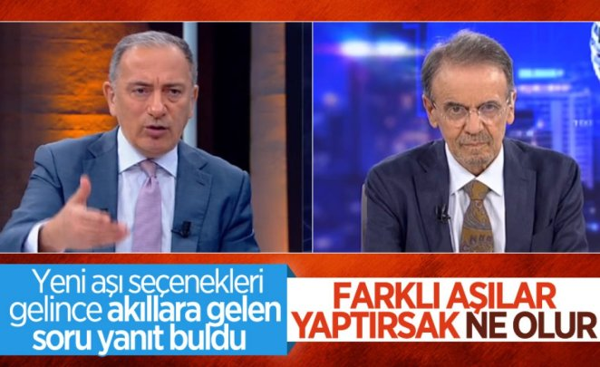 Mehmet Ceyhan: Don't have an opinion about the vaccine with the writings of two ignorant people #3