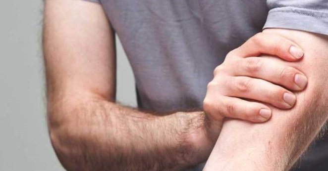 Cause of arm pain after coronavirus vaccine #2