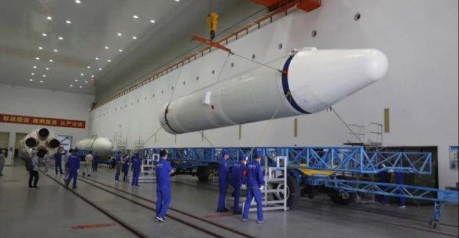 China launches signal transmission satellite #3