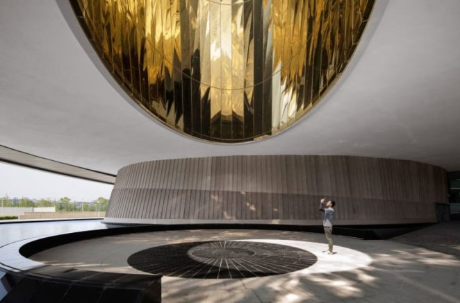 World's largest astronomy museum opens in Shanghai #2