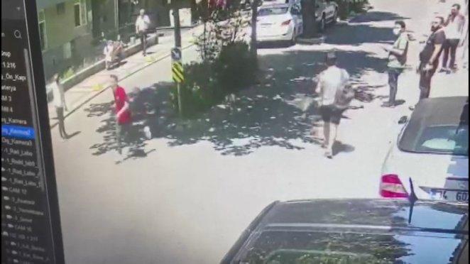 Şişli'de sağlık çalışanı, çalınan motosikletini iz sürerek buldu #3