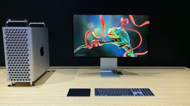 Apple, A13 işlemcisine sahip yeni bir monitör üzerinde çalışıyor #1