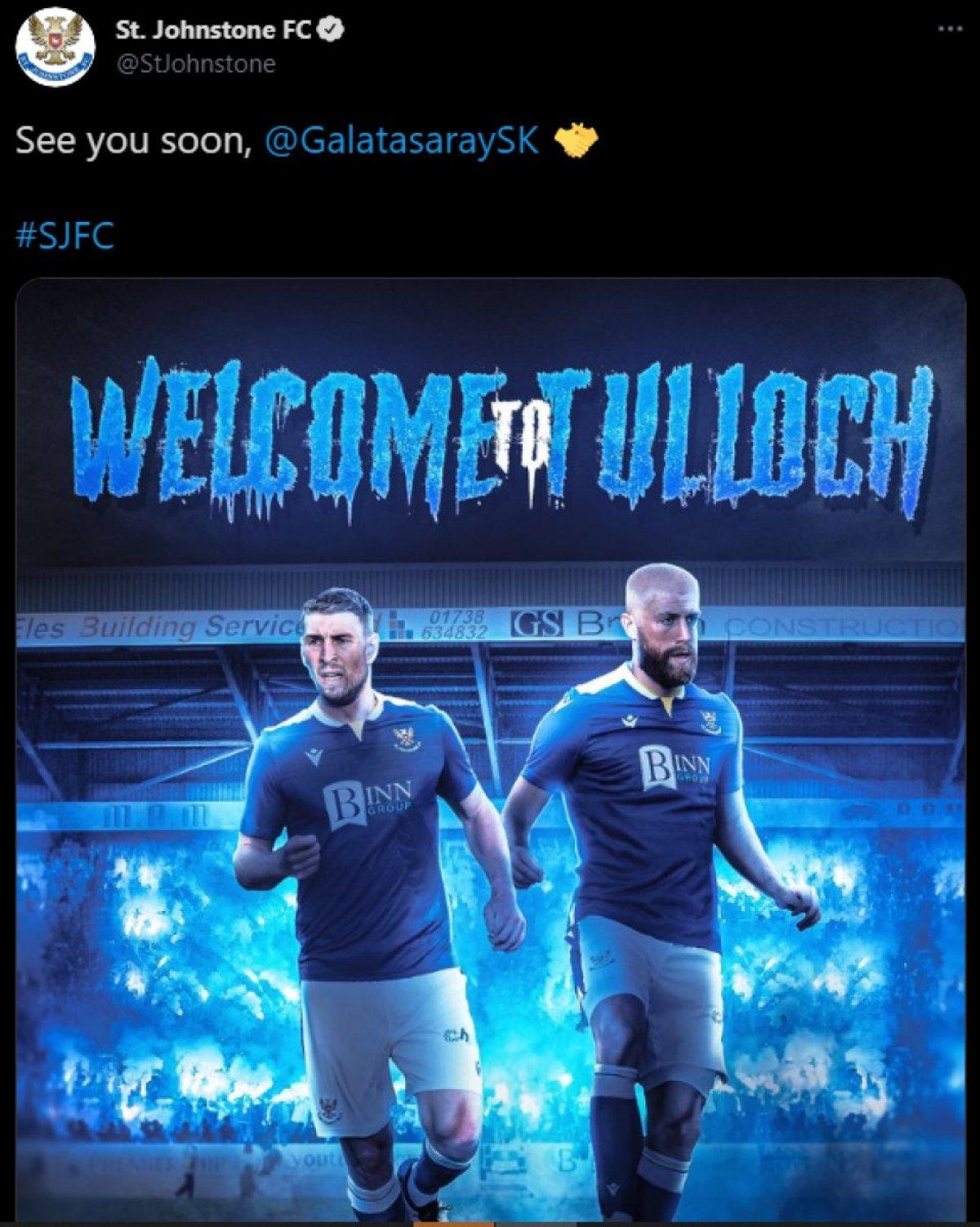 PSV den Galatasaray taraftarına gönderme: Küçük kulüp #2
