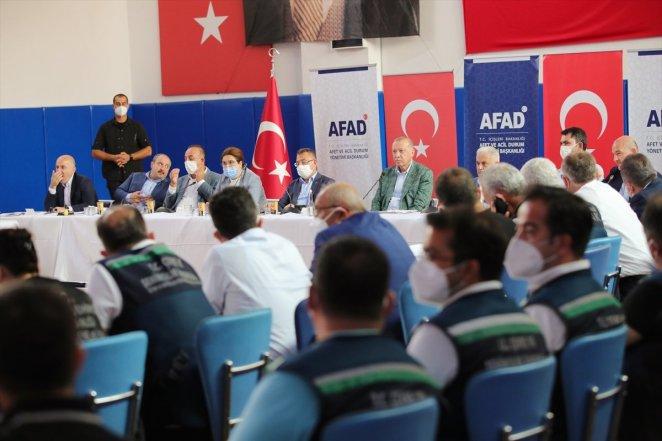 Cumhurbaşkanı Erdoğan: THK filosonu ve teknolojisini yenileyemedi #2
